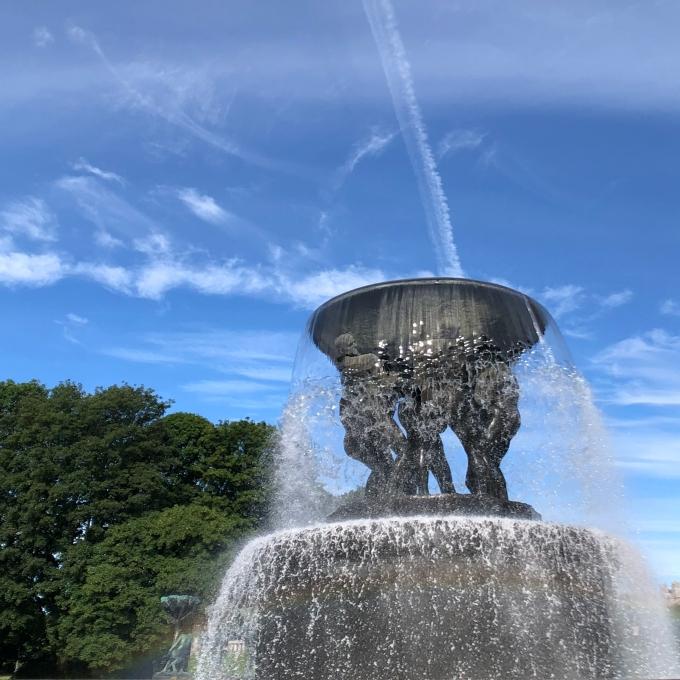 北歐四國鐵道旅遊 | 挪威。維格蘭公園 維京船博物館。Day1&2 @林飛比。玩美誌