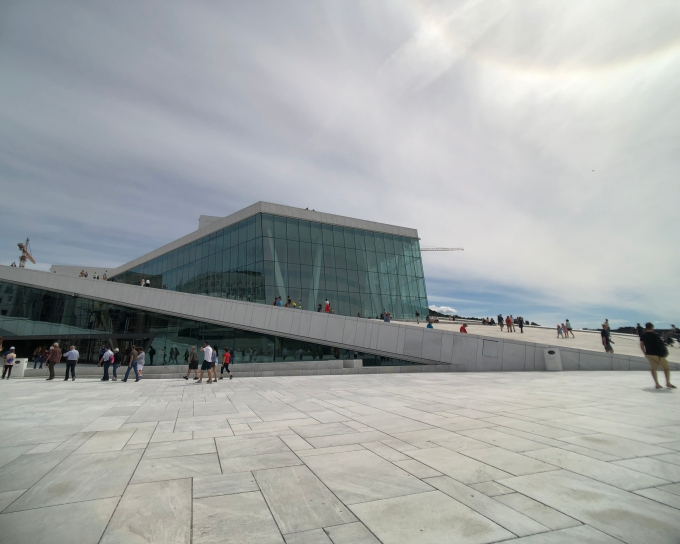 北歐四國鐵道旅遊 | 挪威市區觀光。Day1&2 @林飛比。玩美誌