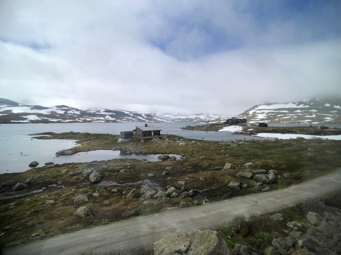 北歐四國鐵道旅遊 | 挪威縮影。米爾達 挪威國鐵》佛拉姆景觀鐵道。Day3 @林飛比。玩美誌