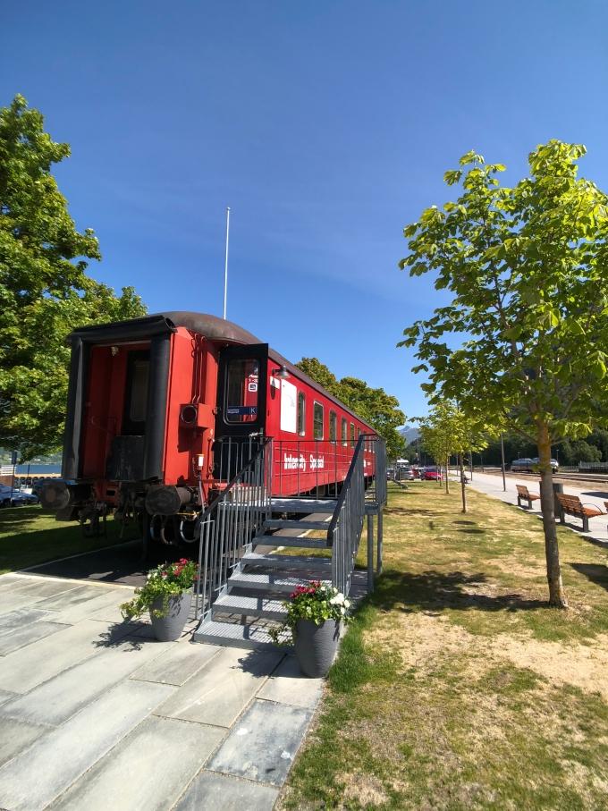 北歐四國鐵道旅遊 | 勞馬景觀鐵路,歐洲十大景觀鐵路冠軍 Day 5 @林飛比。玩美誌