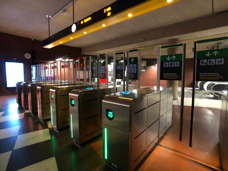 北歐四國鐵道旅遊 | 瑞典→丹麥 哥本哈根,光是美術地鐵就流連忘返。Day 11 @林飛比。玩美誌