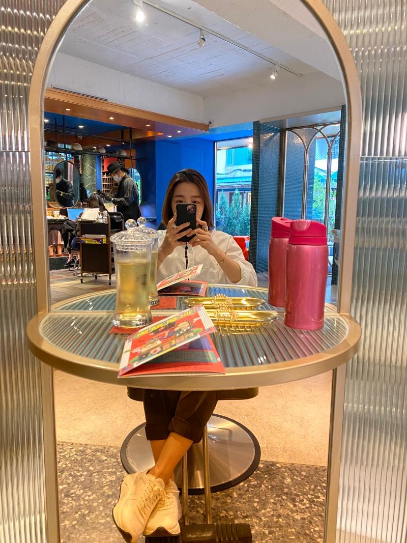 台北大安區美髮沙龍分享 | 黑鵝摩沙HAIRMOSA.LAB。剪髮/頭皮護理體驗,終於又探勘到新髮廊了! @林飛比。玩美誌