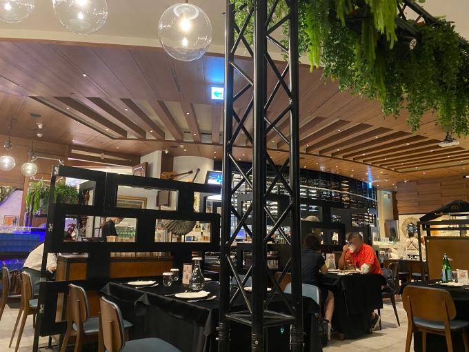 台北美食義大利餐廳推薦 | 101。隨意鳥地方,商業午餐也buono! @林飛比。玩美誌