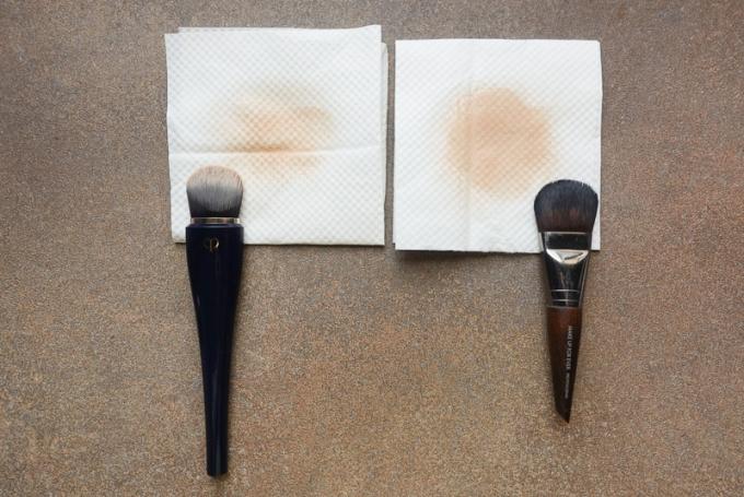 專櫃刷具清潔液推薦 | MUF vs. CPB 專業刷具清潔液,到底誰說了算? @林飛比。玩美誌