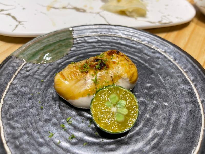 台北松山區日式料理推薦 | 一期一會割烹。每一口都幸福的無菜單料理 @林飛比。玩美誌