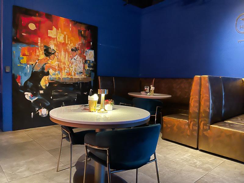 桃園藝文區餐酒館推薦   悅亨樓 HF Bistro。中茂新天地的一個隱密chill好地方 @林飛比。玩美誌