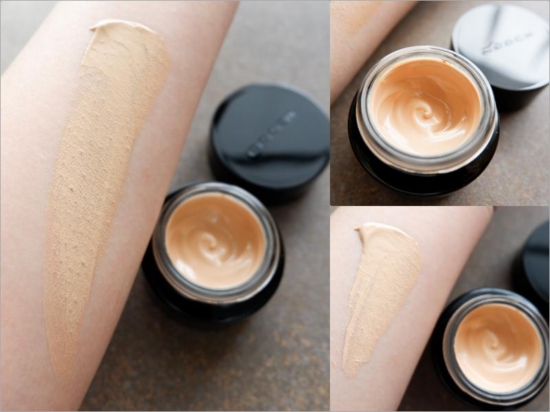高級感素顏奶油肌專櫃粉霜推薦 | SUQQUスック。晶采艷澤粉霜,乾肌秋冬必買的啦! @林飛比。玩美誌