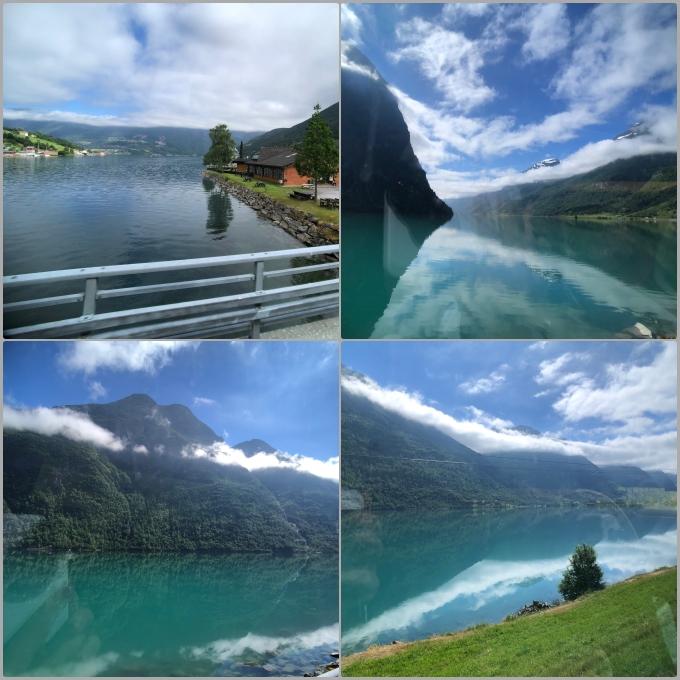 北歐四國鐵道旅遊 | 搭乘四輪電動車遊布利克達冰川。Day4 @林飛比。玩美誌