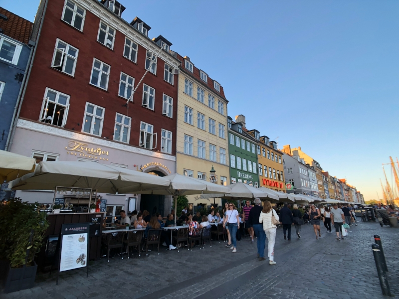 北歐四國鐵道旅遊 | 丹麥 哥本哈根,整個城市都hen有貴族感。Day 11-1 @林飛比。玩美誌