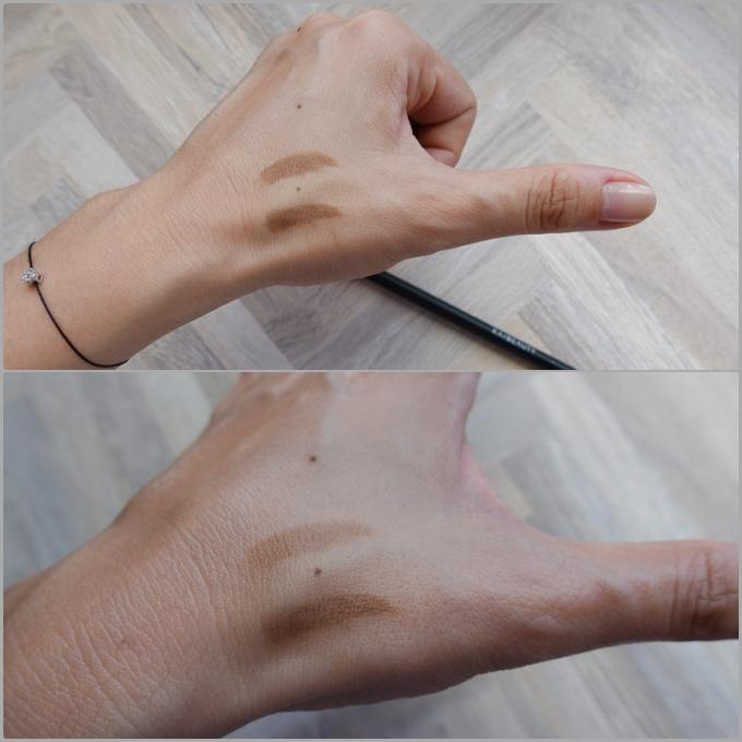 台灣眉筆推薦 | 小凱老師KAIBEAUTY。顯色、極細 精準塑型持色眉筆 @林飛比。玩美誌