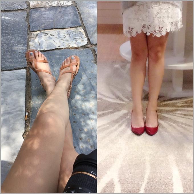 保養美腿分享 | 夏天睡前簡單2步驟,自己不努力 只能徒傷悲 @林飛比。玩美誌