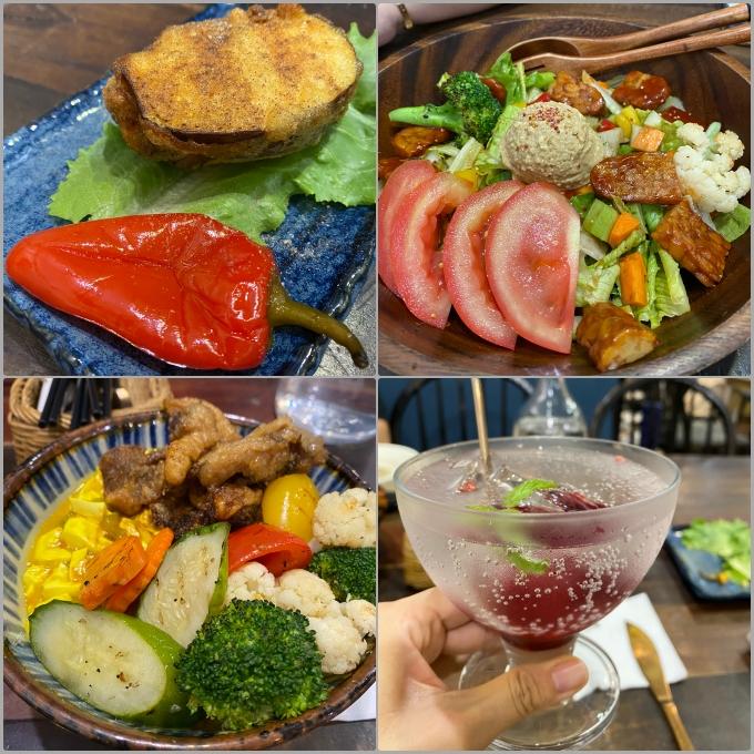 台北14+3家(全)素食。台式/日式/港式/義式餐廳、麵包店推薦分享 @林飛比。玩美誌