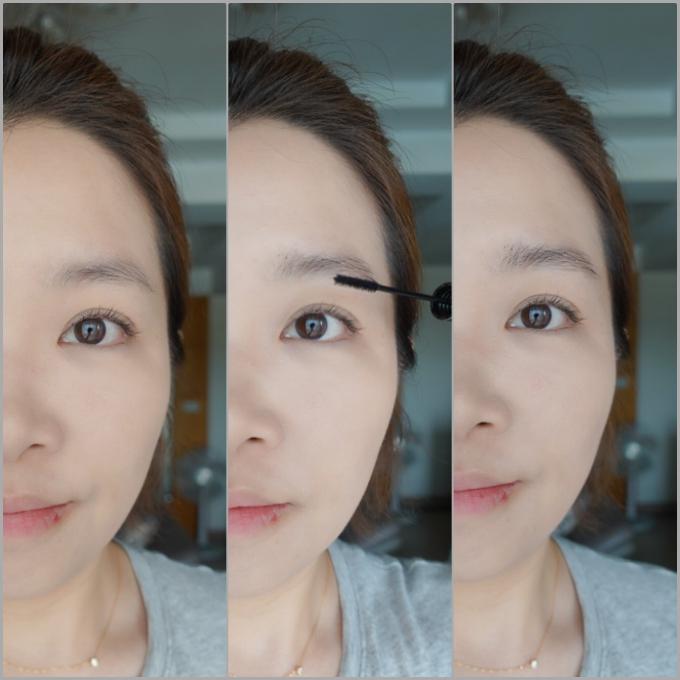 畫眉教學 | 利用睫毛膏快速畫眉,野生眉也能自己輕鬆搞定! @林飛比。玩美誌