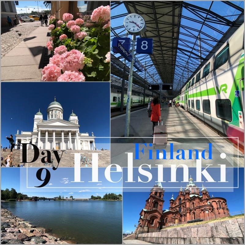 北歐四國鐵道旅遊 | 芬蘭 赫爾辛基三大教堂,岩石教堂/烏斯本斯基大教堂。Day 9 @林飛比。玩美誌
