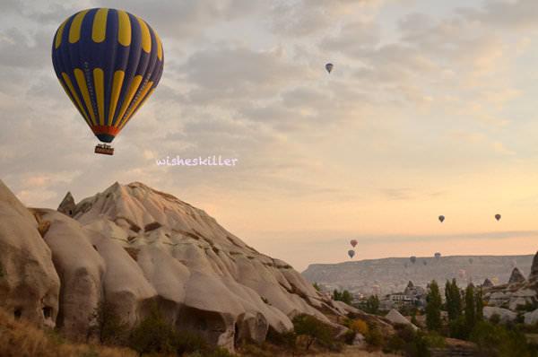 中東、土耳其|大自然壯麗洗禮之地-卡巴德基亞(Cappadocia) @林飛比。玩美誌
