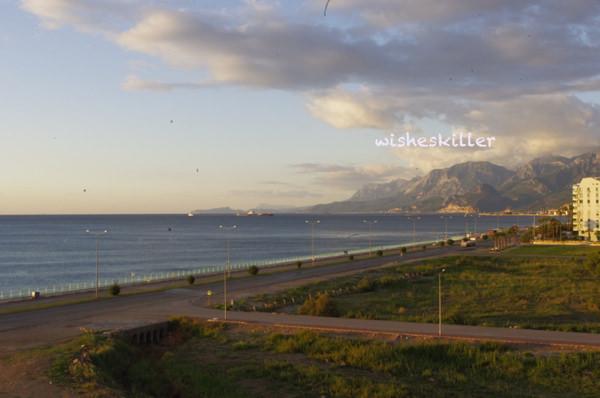 中東、土耳其|享受地中海岸陽光-安塔麗亞(Antalya)→阿斯班多斯(Aspendos) @林飛比。玩美誌