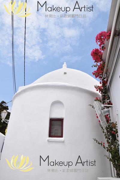 南歐、希臘|Mykonos米克諾斯。喲呼悠活的濃情小島(下) @林飛比。玩美誌