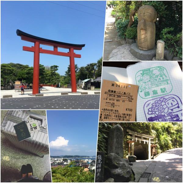 日本遊學體驗 | 鎌倉的悠閒、海濱的步調 @林飛比。玩美誌