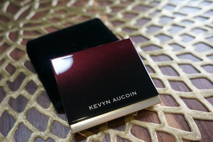 修容推薦 | KEVYN AUCOIN修容餅,美國紐約品牌 @林飛比。玩美誌