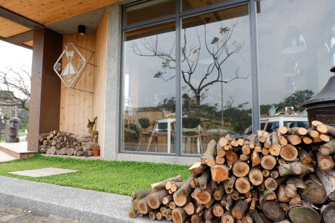 新竹 湖口北湖 無限時咖啡館推薦| 尋路café 咖啡x拉麵館 享受無限大的午後美好 @林飛比。玩美誌