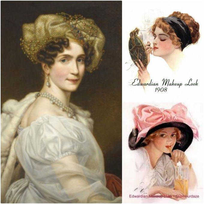 彩妝年代|化妝的那些事,讓我們從1900-1910開始回顧 @林飛比。玩美誌