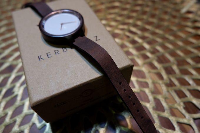 北歐木頭風手錶。簡約風單品 德國原木品牌 KERBHOLZ @林飛比。玩美誌