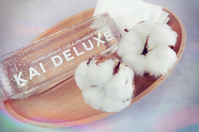 台灣品牌眼唇卸妝推薦 | KAI DELUXE 小凱老師。玫瑰花萃保濕眼唇卸妝液 @林飛比。玩美誌