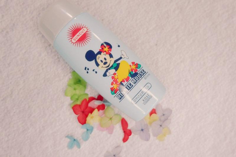 防曬|日本藥妝熱賣第一名!! KOSÉ高絲。曬可皙高效防曬隔離凝露 @林飛比。玩美誌