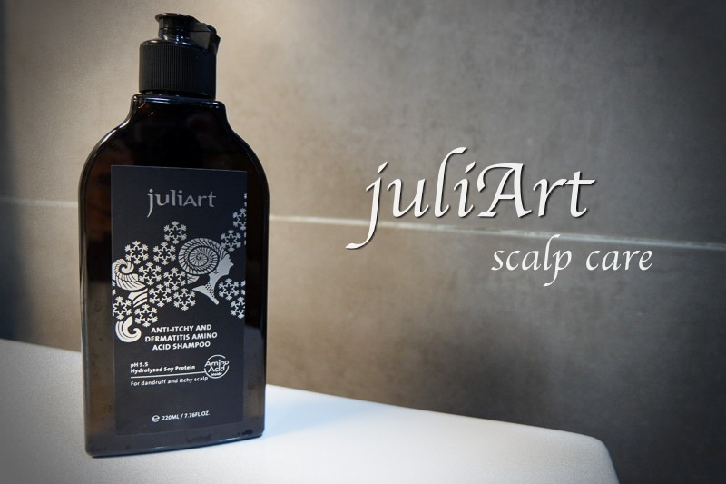 清潔洗髮精推薦 | 乾癬頭皮剋星!JuliArt覺亞。頭皮護理、髮絲保養,抗老從頭皮開始 @林飛比。玩美誌